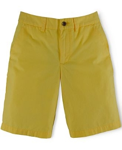 Ralph Lauren - Canvas Shorts
