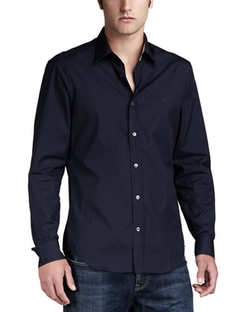 Burberry Brit  - Cambridge Check-Detail Sport Shirt
