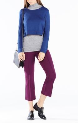 BCBGmaxazria - Mireille Wool Crop Top