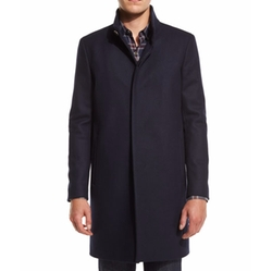Theory  - Belvin Single-Breasted Coat