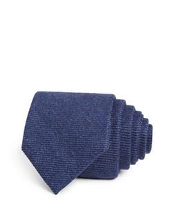Armani Collezioni - Wool Classic Tie