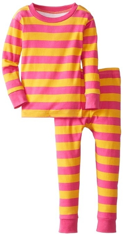 New Jammies  - Organic Snuggly Pajamas