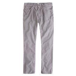 J.Crew - Vintage Cord in 1040 Slim-Straight Fit Pants