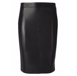 Dsquared2 - Leather Pencil Skirt