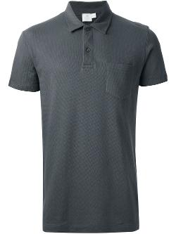 SUNSPEL  - fitted polo shirt