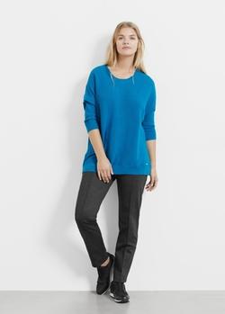 Mango - Ribbed Wool-Blend Sweater