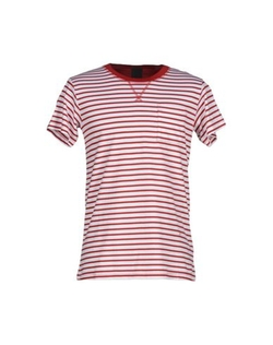 (+) People - Stripe Crewneckt-Shirt