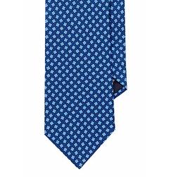 Barneys New York  - Diamond-Print Satin Necktie