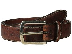 Torino Leather Co.  - Ostrich Leather Belt