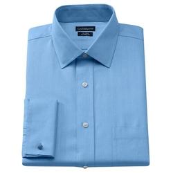 Croft & Barrow - No Iron Spread-Collar Dress Shirt