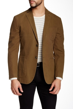 Jkt New York  - Bond Two Button Notch Lapel Jacket
