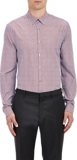 Paul Smith Exclusive - Multi-Track Stripe Dress Shirt
