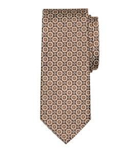 Brooks Brothers - Tonal Medallion Tie