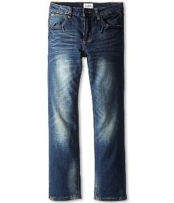 Hudson Kids - Parker Straight Leg Jean In Super Rinse (Big Kids)