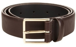 Paul Smith - Textured Leather Belt