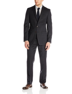 Bruno Piatelli - Mattias Plaid Two Button Side Vent Suit