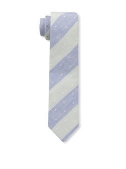 My Habit - Cotton Treats Robin Large Stripes Tie