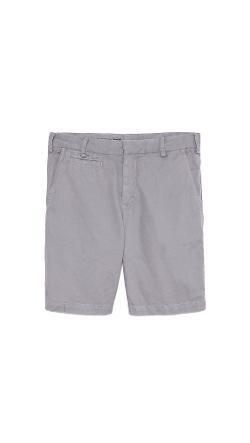 Save Khaki - Light Twill Bermuda Shorts