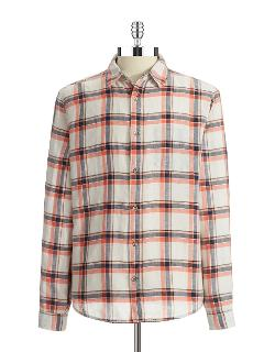 Guess - Oasis Plaid Sport Shirt