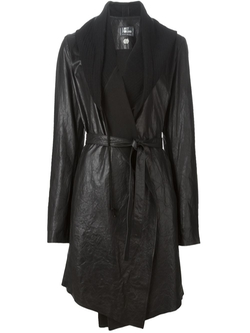 Lost And Found - Asymmetric Trench Coat