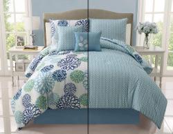 Victoria Classics - Cameron 5-Piece Reversible Comforter Set