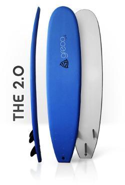 Greco Surf - New 8 foot foam softtop soft surfboard foamboard