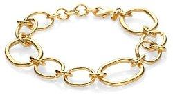 MIJA  - Oval Link Chain Bracelet