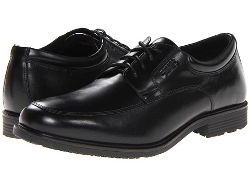 Rockport Essential  - Details Waterproof Apron Toe Oxford Shoes