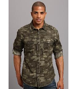 Authentic Apparel  - U.S. Army Beat The Camo L/S Shirt