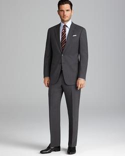 Armani Collezioni Giorgio  - Classic Fit Suit