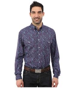 Roper - Detailed Paisley Shirt