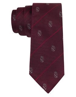 John Varvatos U.S.A.  - Silk Crest Print Tie