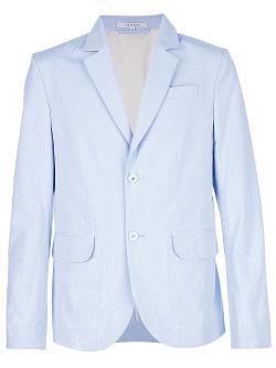 Carven  - Buttoned Blazer