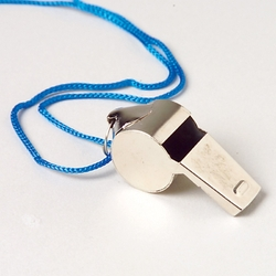 US Toy - One Metal Whistle