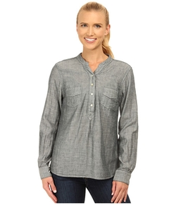 Carve Designs  - Dylan Chambray Shirt