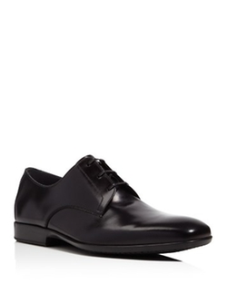 Salvatore Ferragamo - Laurent Plain Toe Oxford Shoes