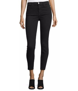 Current/Elliott - The Stiletto High-Waist Ankle Jeans