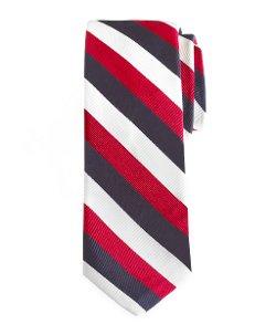 Brooks Brothers - Triple Guard Stripe Tie