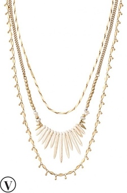 Stella & Dot - Zuni Layering Necklace