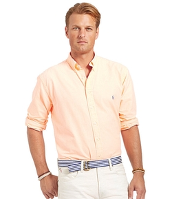 Polo Ralph Lauren  - Classic-Fit Oxford Shirt