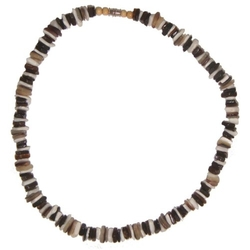 Hawaiian Heirloom Jewelry - Puka Shell Necklace