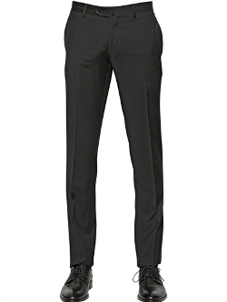 Lords & Fools - Stretch Wool Blend Serge Trousers