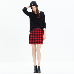 Madewell - Gamine Mini Skirt