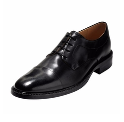 Cole Haan - Warren Cap-Toe Leather Oxford Shoes