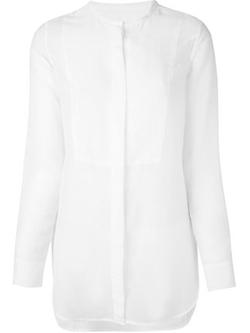 Raquel Allegra - Classic Bib Shirt