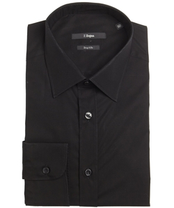 Z Zegna - Cotton Dress Shirt