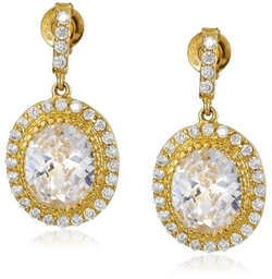 Freida Rothman  -  Opera Drop Earrings