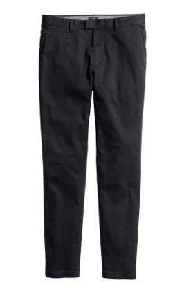 H& M - Skinny Fit Chino Pants
