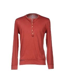Authentic Original Vintage Style  - Henley T-Shirt
