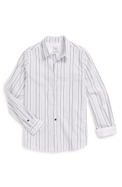 Paul Smith Junior  - Stripe Woven Sport Shirt